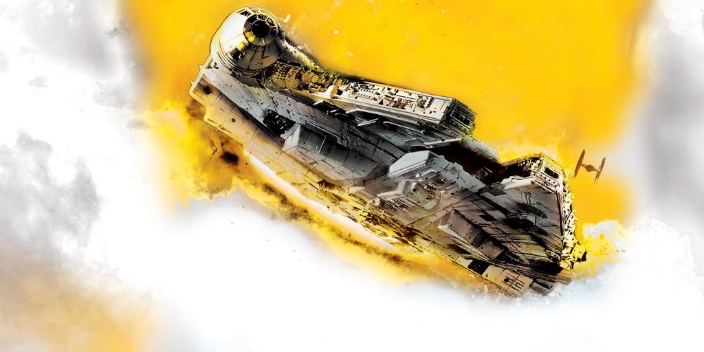 Star Wars: Life Debt novel