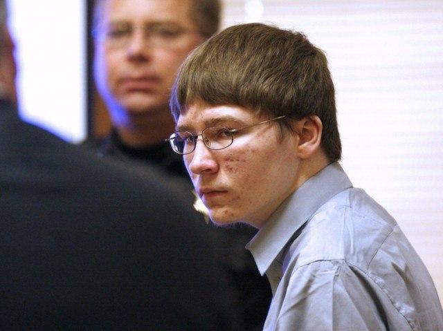 Brendan Dassey, as seen in 'Making a Murderer'