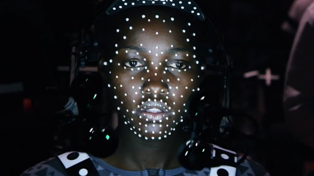 Lupita N'yongo - Maz Kanata, Star Wars: The Force Awakens