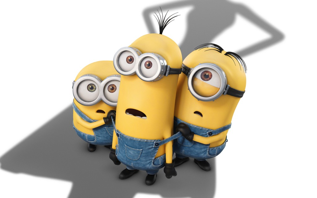 Minions and the Despicable Me films are Steve Carell's highest grossing movies.