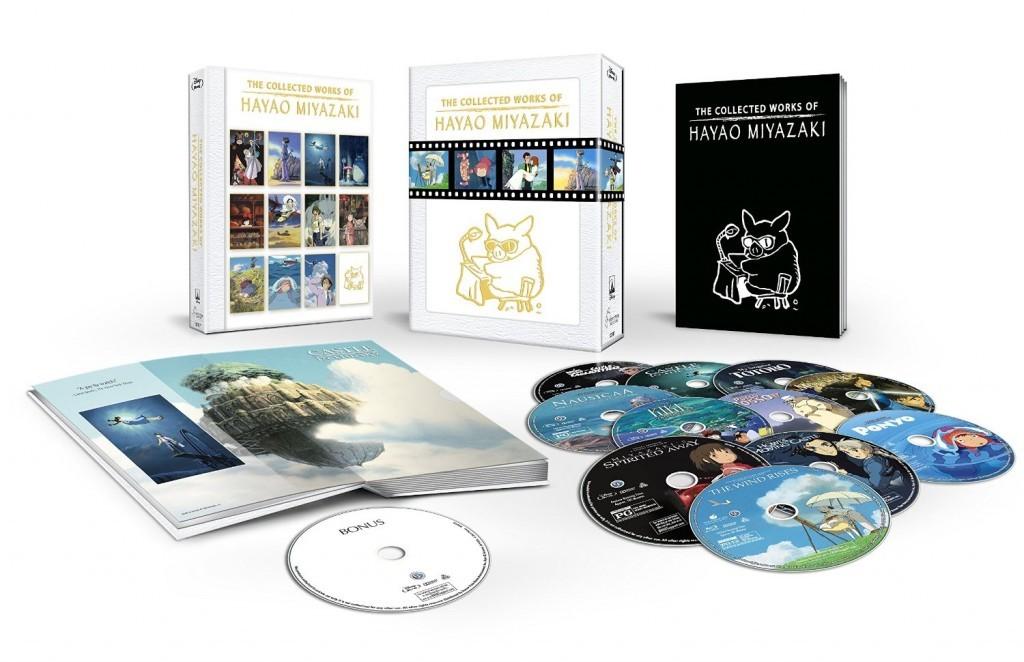 Hayao Miyazaki - Film Collection
