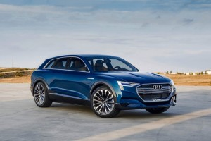 Audi to Launch 3 Electric Cars by 2020, Says CEO