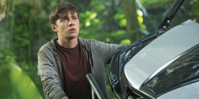 Nick Robinson - Jurassic World