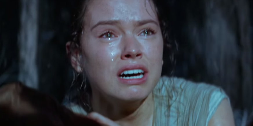 Rey - Star Wars: The Force Awakens, Daisy Ridley