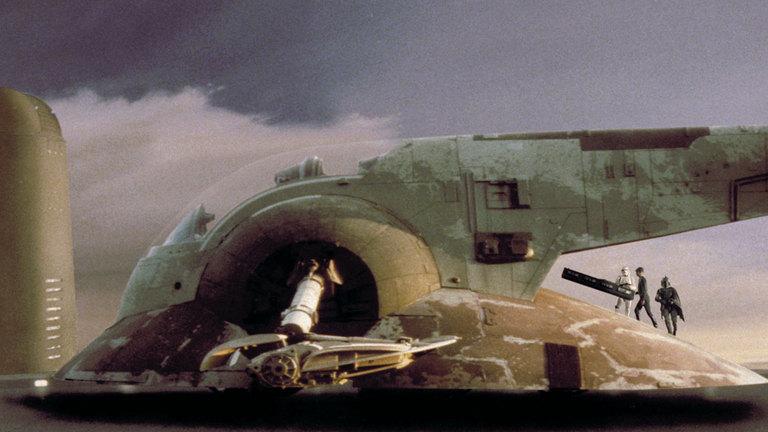 Slave 1 - Star Wars, Boba Fett