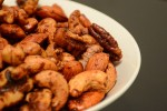 Bar Food Makeover: Spicy Maple Mixed Nuts