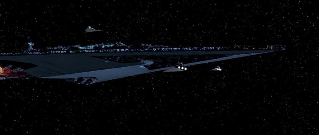 Super Star Destroyer - Star Wars