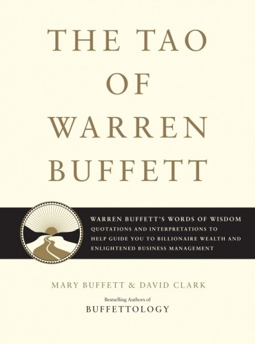 the tao of warren buffett