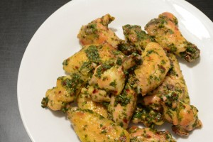 Cook This Restaurant Meal at Home: Baked Thai Chicken Wings