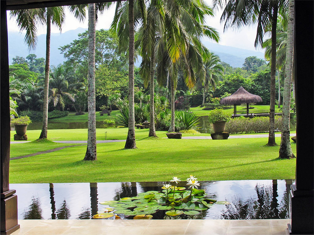 The Farm at San Benito resort in Lipa, Philippines