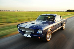 This Shelby GT350 Is a Four-Cylinder Muscle Car Killer