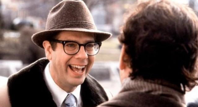 Ned Ryerson (Stephen Tobolowsky) in 'Groundhog Day'