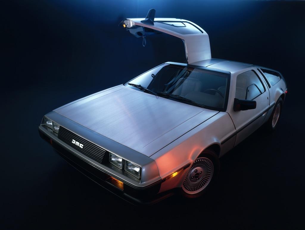 Source: DeLorean Motor Company