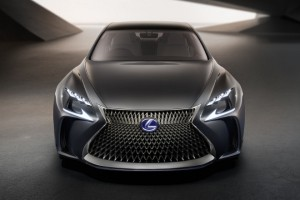 Audi and Lexus Enter the Hydrogen Fuel Cell Race