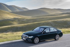 The 2017 Mercedes-Benz E-Class Punches Above Its Weight