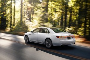 Lincoln Sees Strong Initial Demand for New Continental
