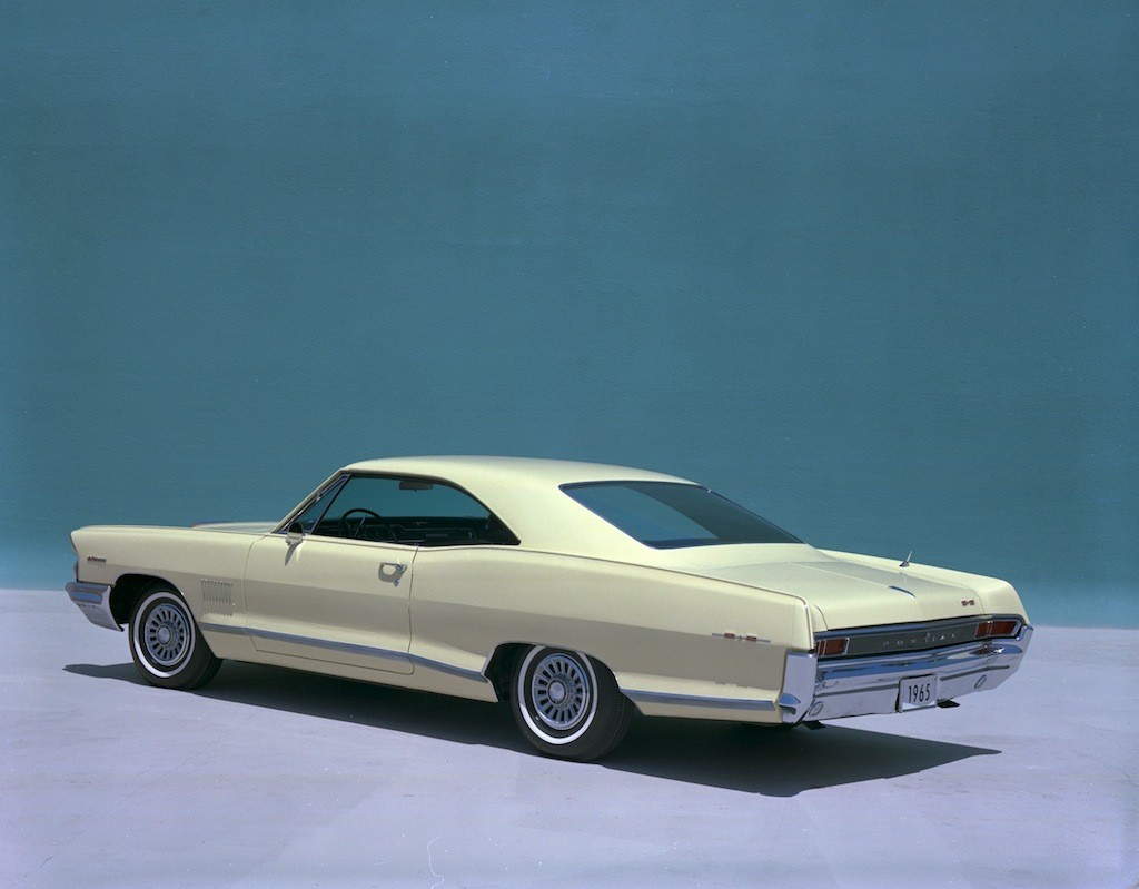 1965 Pontiac Catalina 2+2 Sports Coupe with 421 Engine C1380-0054