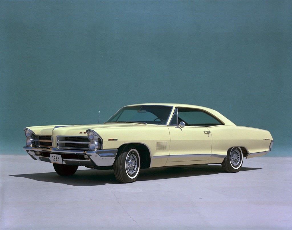 25 Classic Muscle Cars That Are Easy To Restore Pontiac Big Block Engines
