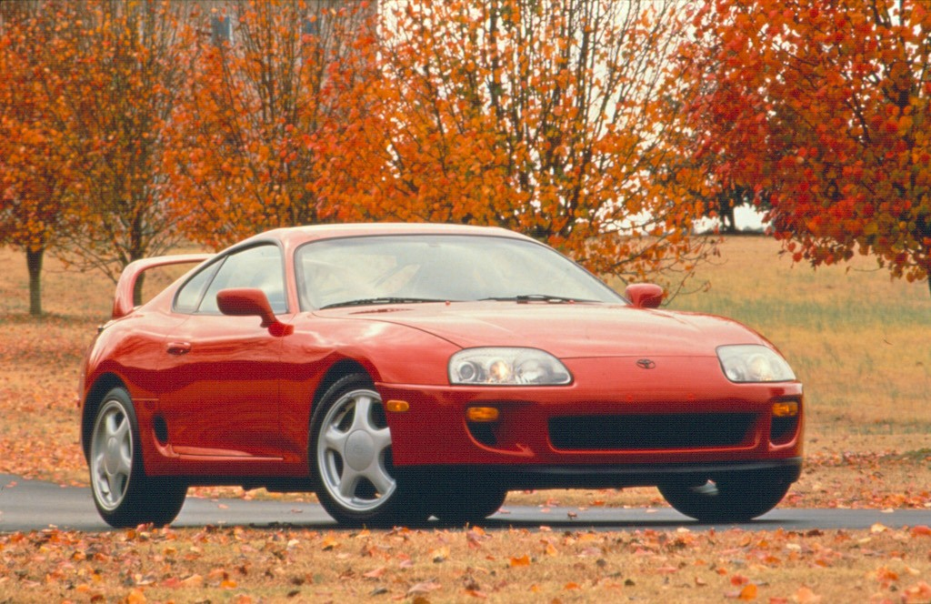 The Fastest Toyota Cars Of All Time - Best toyota cars