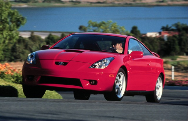 Awesome 2000 Toyota Celica GT S