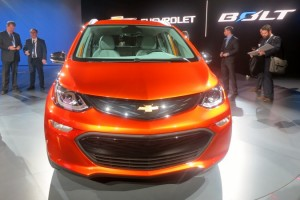 Chevy Bolt EV: Enough Power to Blow Away the Competition