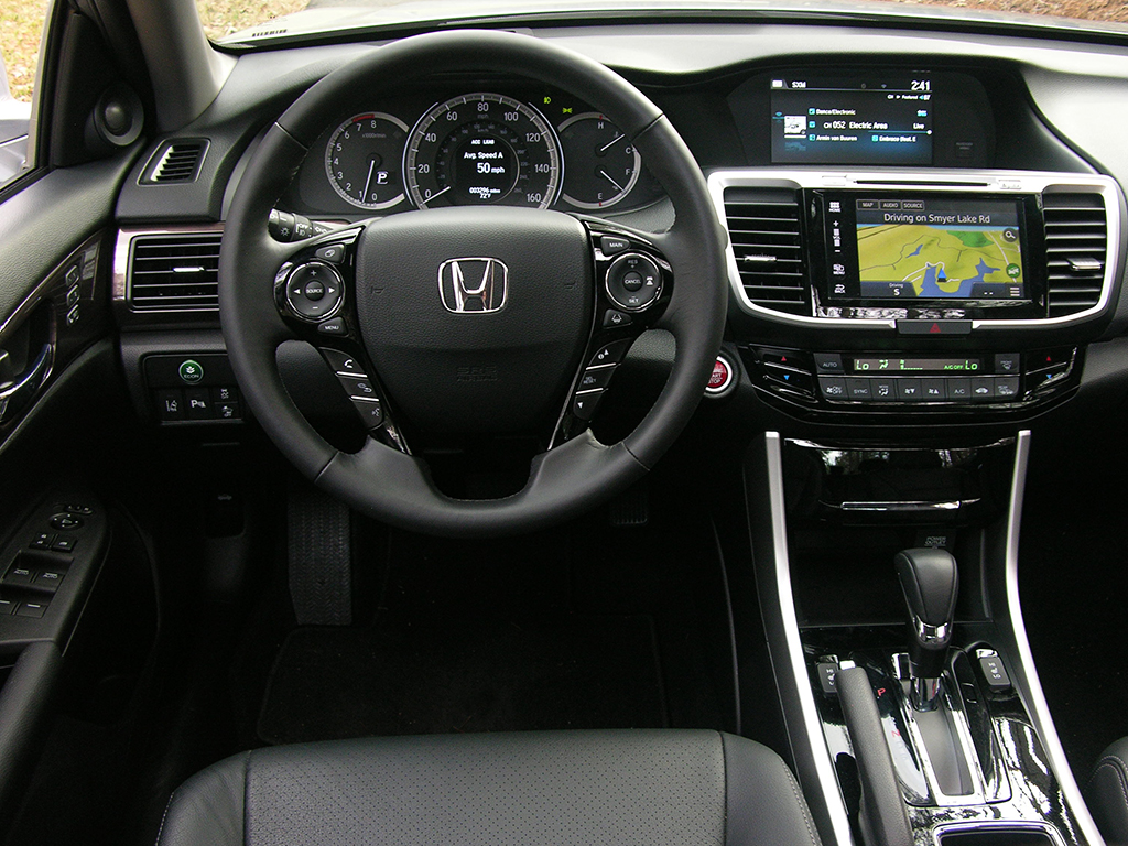 2016 Honda Accord Touring
