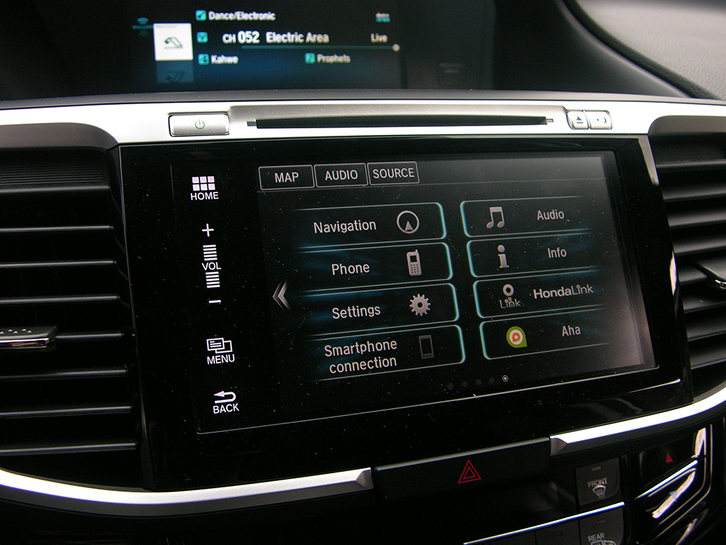 Image Result For Honda Accord Touring Reviewa