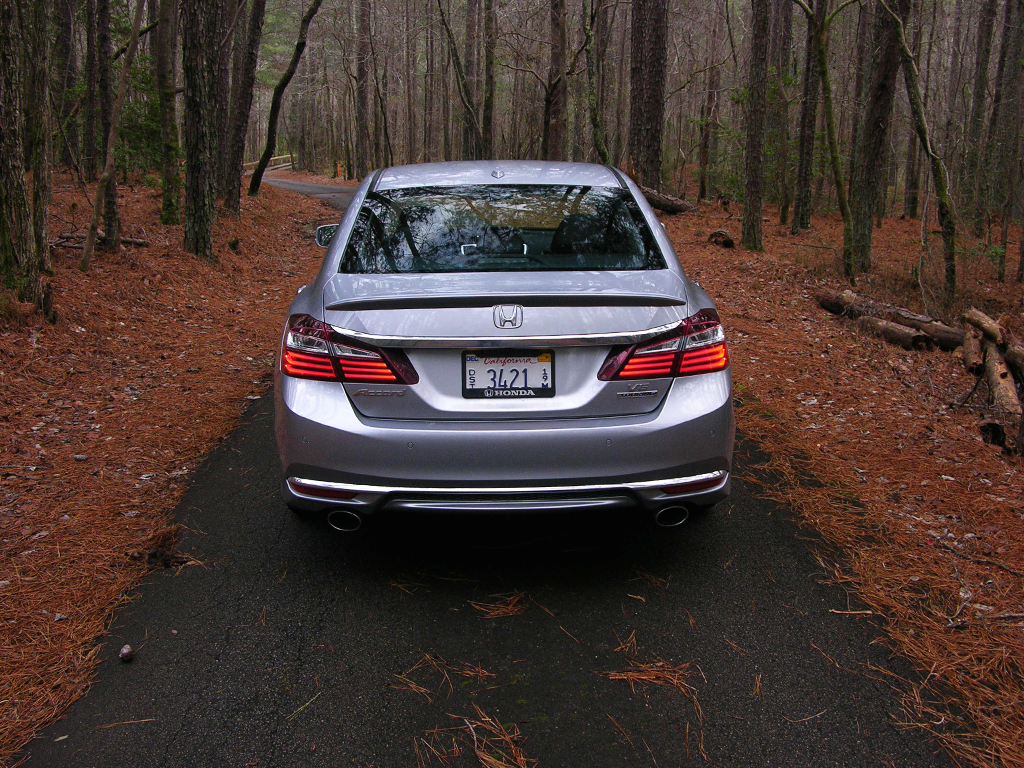 2016 Honda Accord V6 Review A Great Car Gets Even Better