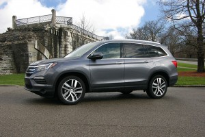 2016 Honda Pilot: For People Who Don't Want the Minivan