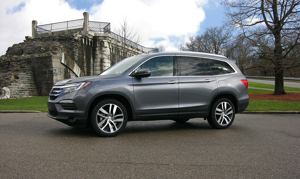 2016 Honda Pilot For People Who Don T Want The Minivan