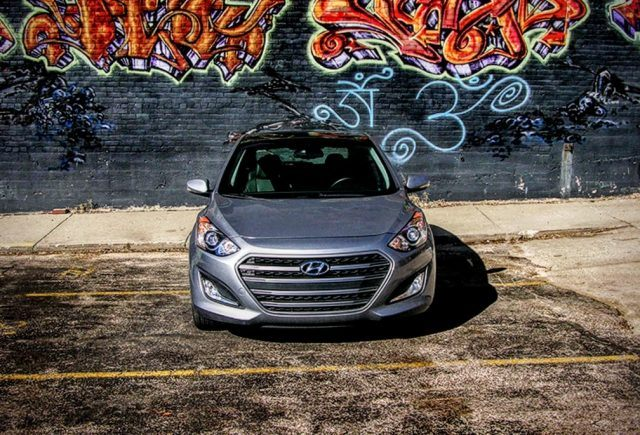 Hyundai's Elantra GT is small, smart, and stylish in its approach to subcompact life