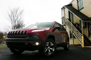 2016 Jeep Cherokee Trailhawk Review: A Wrangler for the Suburban Set