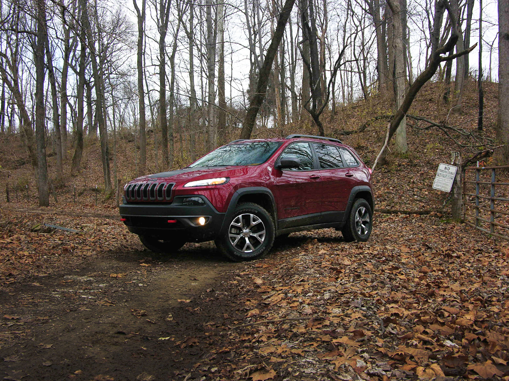 2016 Jeep Cherokee Trailhawk Review A Wrangler For The Suburban Set Page 2