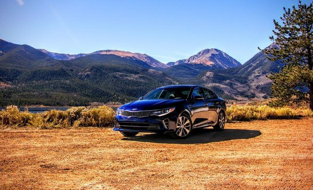 The Kia Optima SXL is an all-around excellent sedan offering