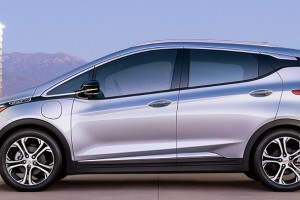 Why Chevrolet Bolt EV Is the Biggest Auto Debut of 2016