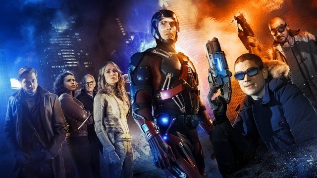 The exciting ensemble cast from D.C.'s 'Legends of Tomorrow'
