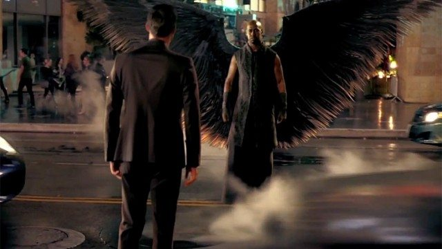 The TV adaptation of Neil Gaiman's popular character, 'Lucifer'