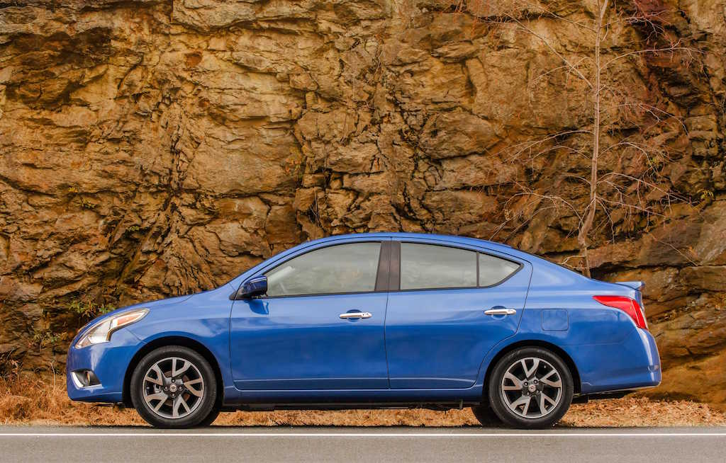 2016 Nissan Versa Sedan