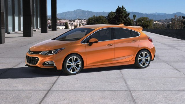2017 Chevy Cruze Hatch