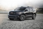 GMC Acadia: Getting a New Look for 2017