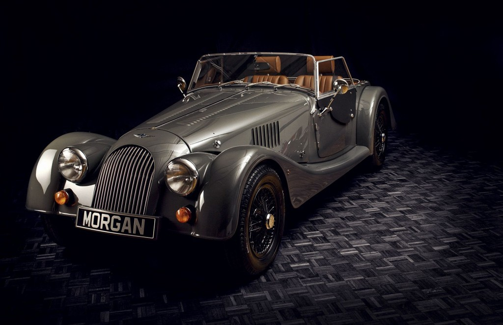 Morgan 4/4: After 80 Years, Still the World's Purest Sports Car