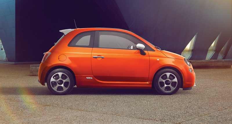 Every Fiat 500e sold in the U.S. was recalled in 2016.