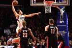 NBA History: Blake Griffin Spins and Slams