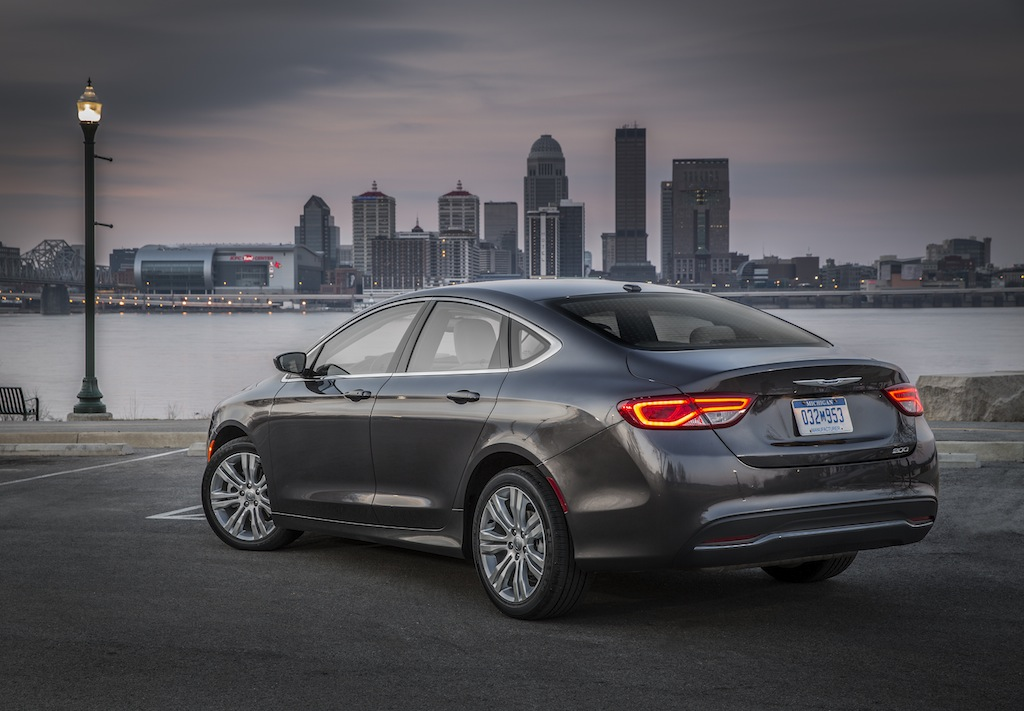 2017 Chrysler 200 Limited