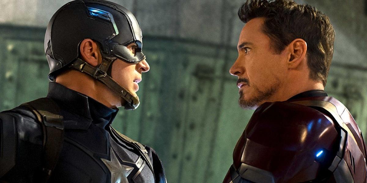 Captain America: Civil War - Marvel Studios