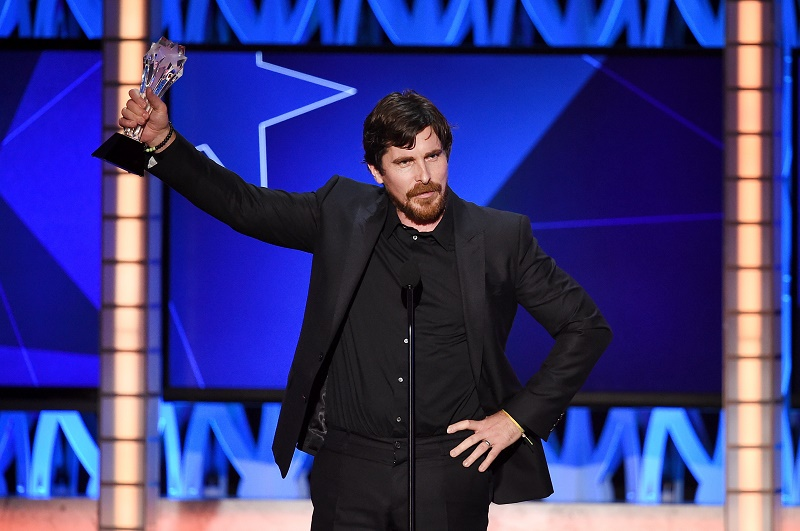 After 'The Big Short': What's Next For Christian Bale?