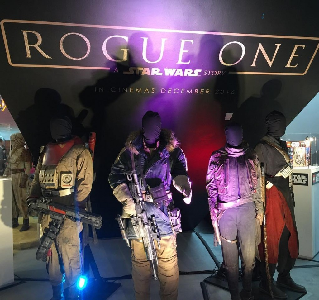Rogue One - Costumes