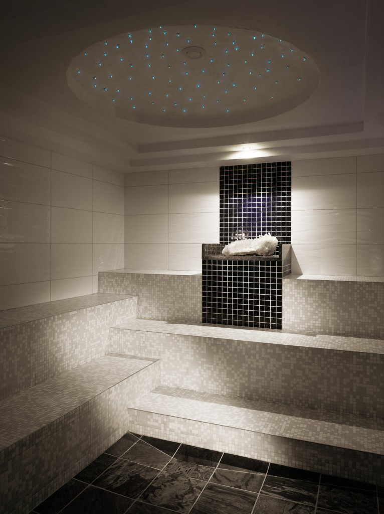 Crystal Steam Room