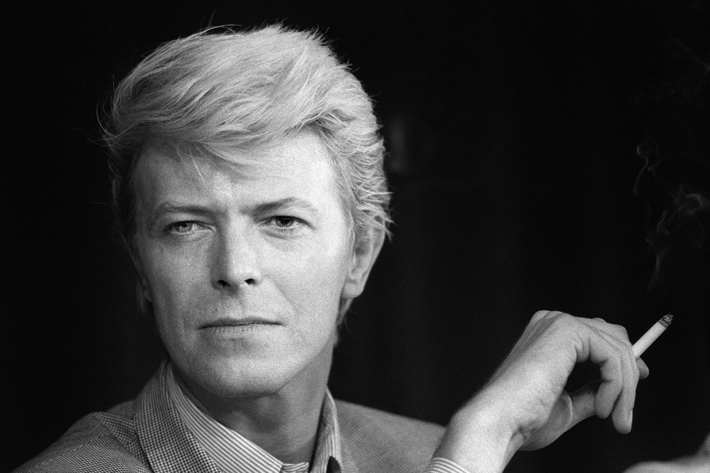 David Bowie portrait | RALPH GATTI/AFP/Getty Images