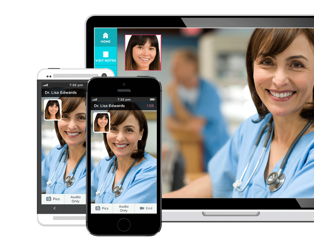 Doctor on Demand on Android, iOS, and the web